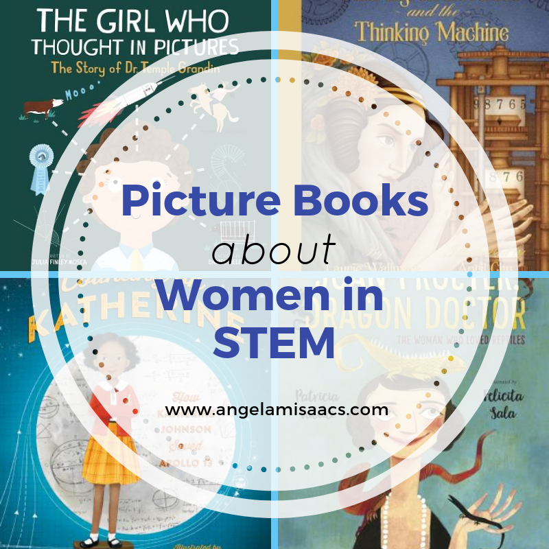Picture Books about Women in STEM