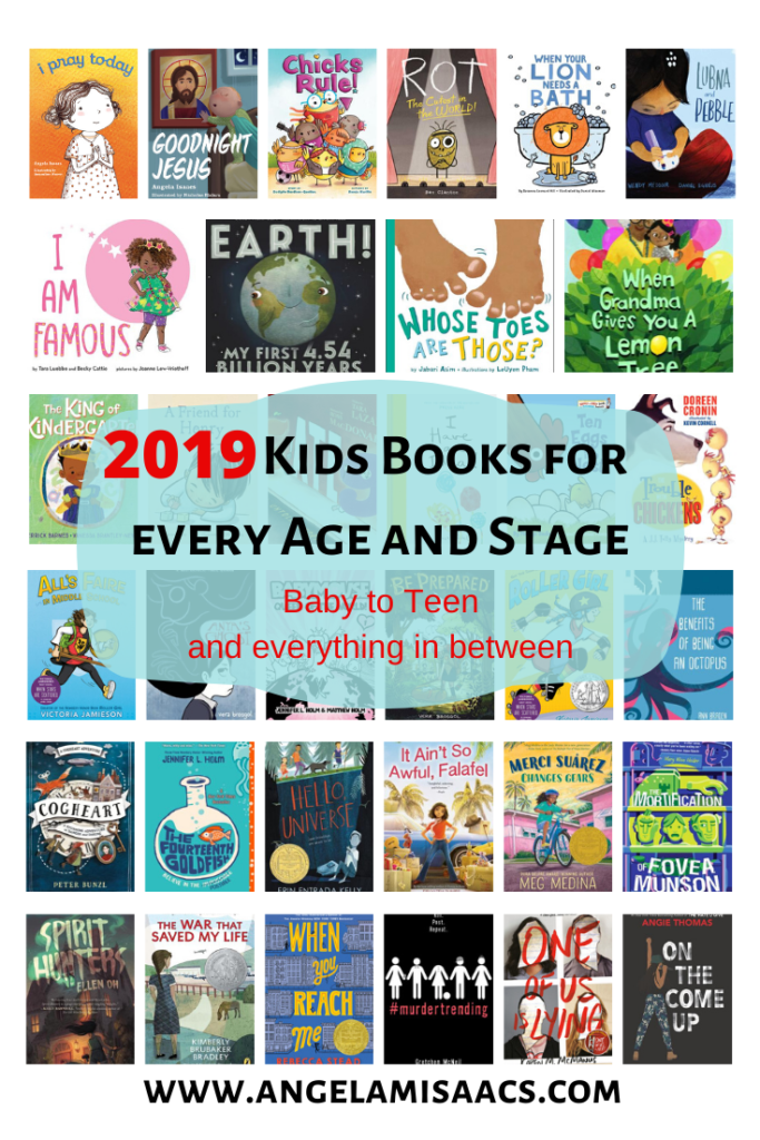 2019 Kids books for every age and stage