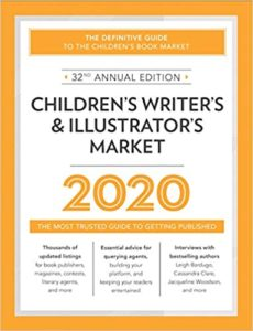 Book Cover: Children's Writer's and Illustrator's Market